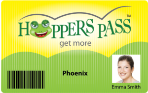 2014 - Started as Hoppers Pass